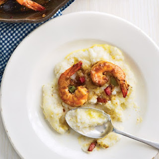South Carolina Shrimp and Grits.