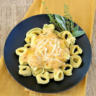 Cheese Tortellini With Alfredo Sauce Recipes.