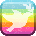 Dove of Peace Live Wallpaper icon