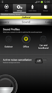 Jabra CONNECT - screenshot thumbnail