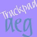 Trackpad FlipFont logo
