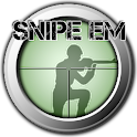 Snipe Em logo