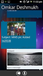 Messaging 7 - screenshot thumbnail