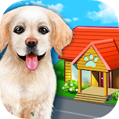 Puppy Dog Sitter - Play House