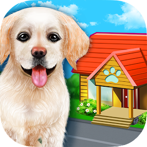 Puppy Dog Sitter – Play House for PC and MAC