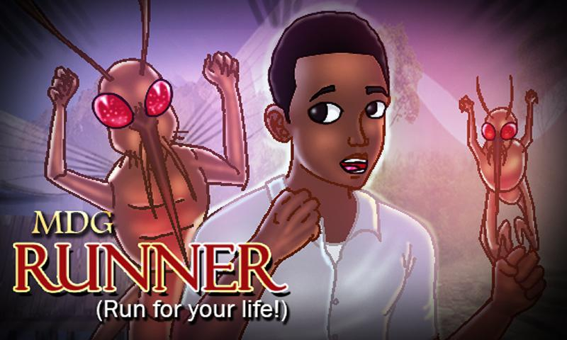 MDG Runner- screenshot