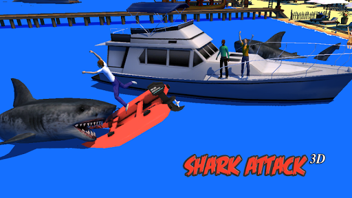 Shark Attack 3D Simulator Pro