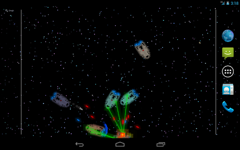 Pixel Fleet Lite Screenshot 8