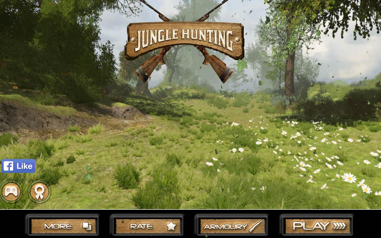 Jungle Hunting adventure offline game for android phone