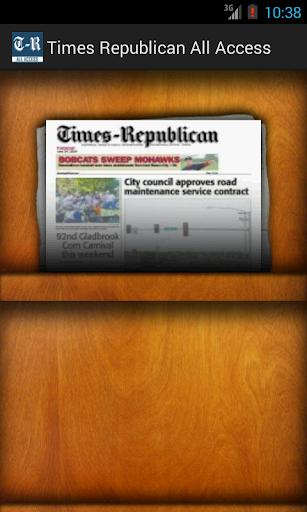 Times-Republican All Access