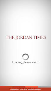 JordanTimes- screenshot thumbnail