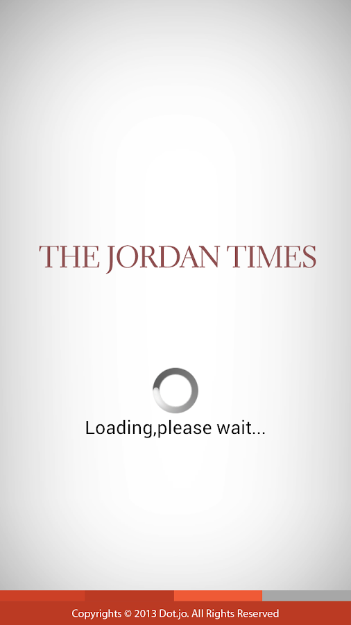JordanTimes- screenshot