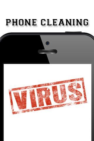 Phone Cleaning Virus