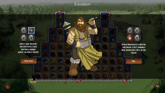 Heroes of Kalevala Free- screenshot thumbnail