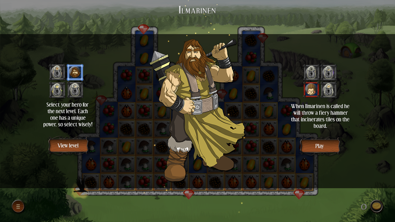 Heroes of Kalevala Free- screenshot