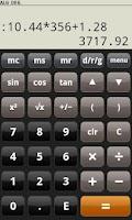 Screenshot of PG Calculator (Free)