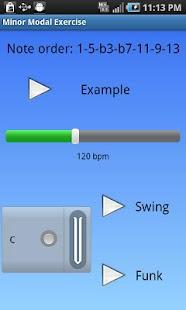 iImprov - Modal- screenshot thumbnail