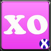 Pink Monkey theme GO SMS PRO