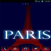 Paris SG Thème Go Launcher Ex