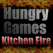 Hungry Games Kitchen Fire FREE