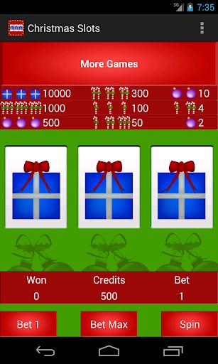 +Christmas Slots+