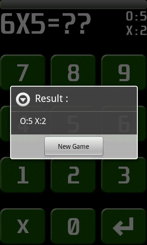 9x9 - Times Table - screenshot
