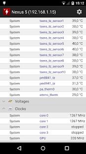 HWMonitor PRO Screenshot