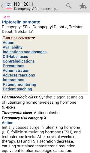 Nurse's Drug Handbook TR