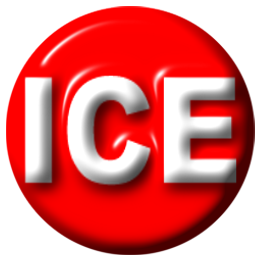 ICE - in case of emergency LOGO-APP點子