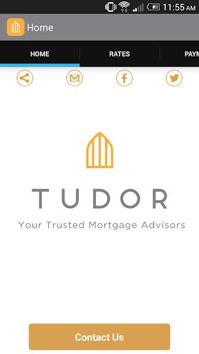 Tudor Mortgages App