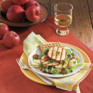 Grilled Apple Salad