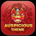 Ausplclous  GO Launcher  Theme icon