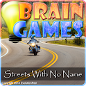 Streets With No Name: Puzzles icon