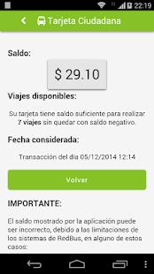 Tarjeta Ciudadana - screenshot thumbnail
