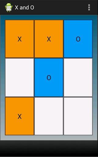 X und O