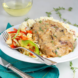 Baked Pork Chops Mushrooms Recipes.