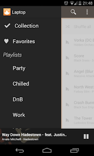 Grooveshark Remote - screenshot thumbnail
