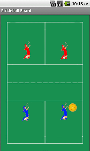 Pickleball Tactics Board
