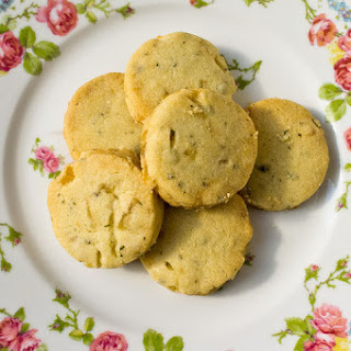 Lemon Verbena and Pineapple Cocktail Cookies.