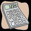 real simple calculator icon