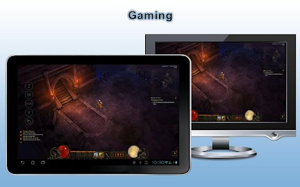 Splashtop Remote PC Gaming THD Screenshot 2
