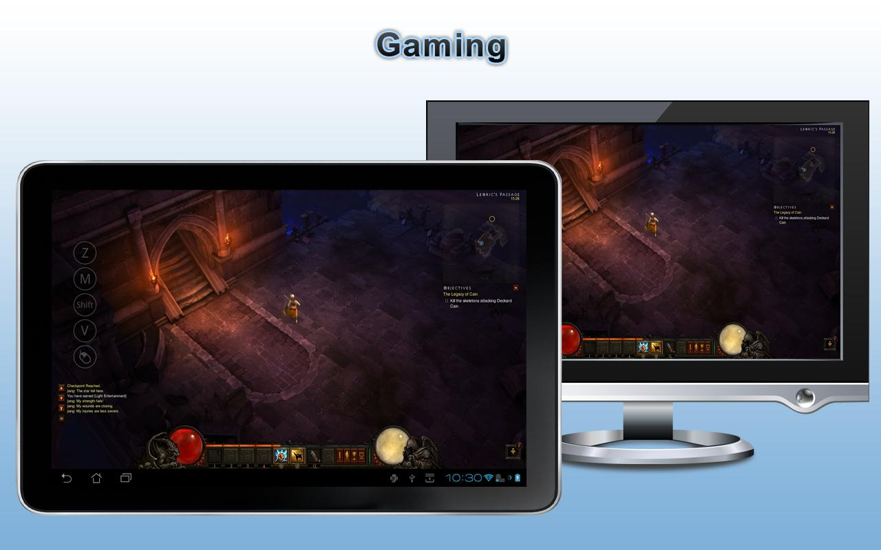 Splashtop Remote PC Gaming THD- screenshot