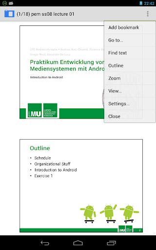 AnDoc  -  PDF&DJVUリーダー|玩工具App免費|玩APPs