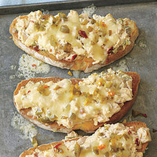 Spicy Tuna Melts