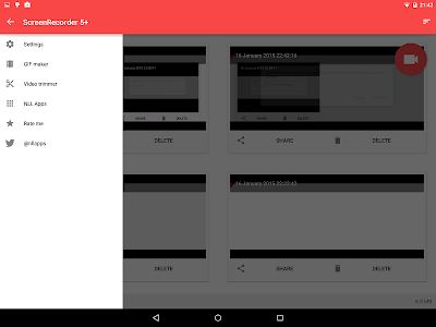 Screen Recorder v2.3