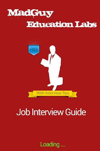 Pocket Job Interview Guide