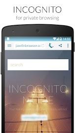 Javelin Browser Screenshot 6