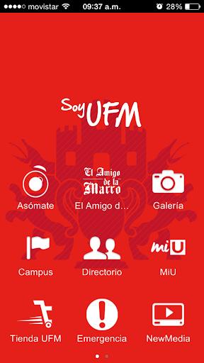 ENTROPY UFM