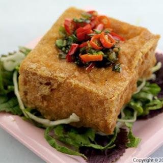 Dau Hu Rang Muoi Recipe (Vietnamese Tofu)