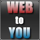 Webtoyou App icon